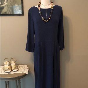 J Jill Wool Blend Maxi Dress